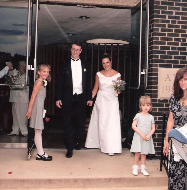 Us leaving church