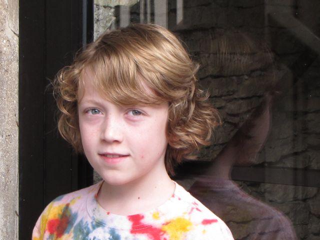 Liam perfect hair