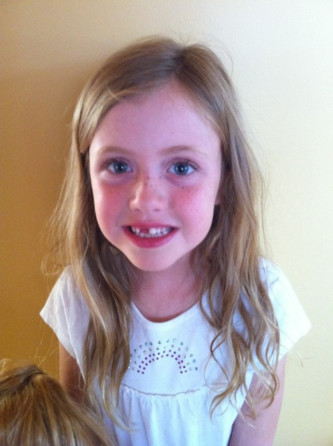 Anastasia toothless