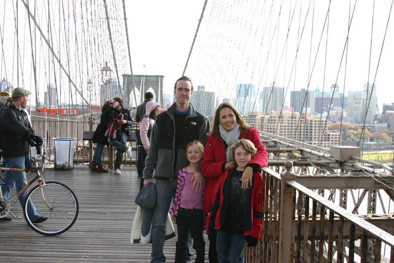 Family NYC 2010